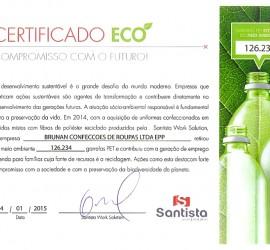 Certificado ECO